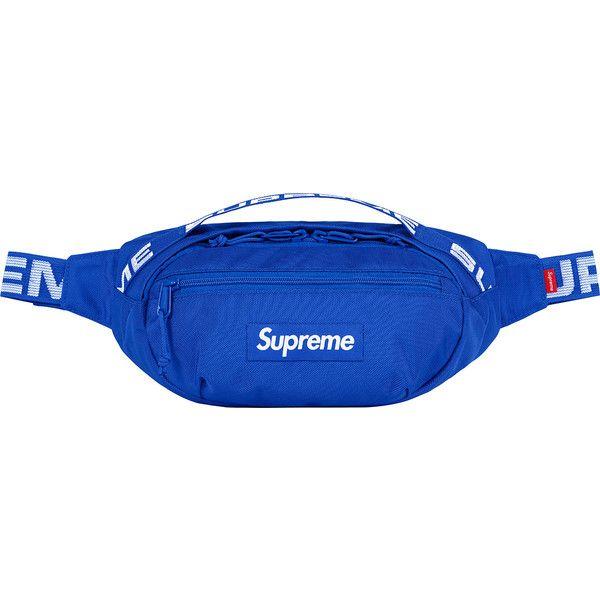 1cc3c9d303 Supreme Waist Bag via Polyvore featuring bags