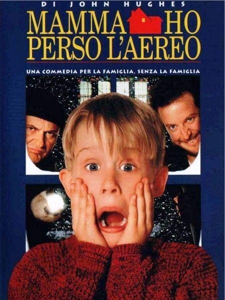 Mamma ho perso l'aereo - 20th Century Fox Home - Una commedia dove qualcuno parte ed altri restano...