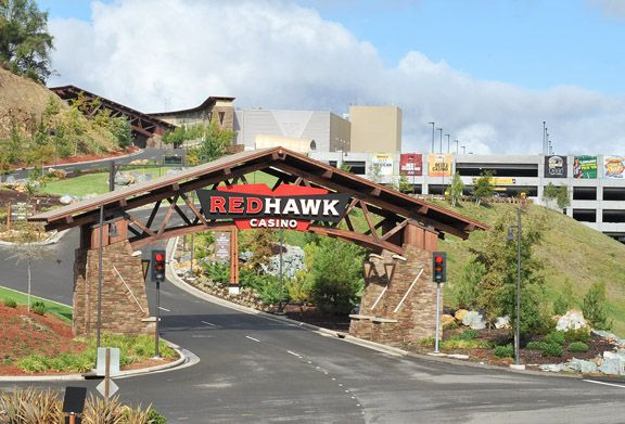 Placerville casino red hawk