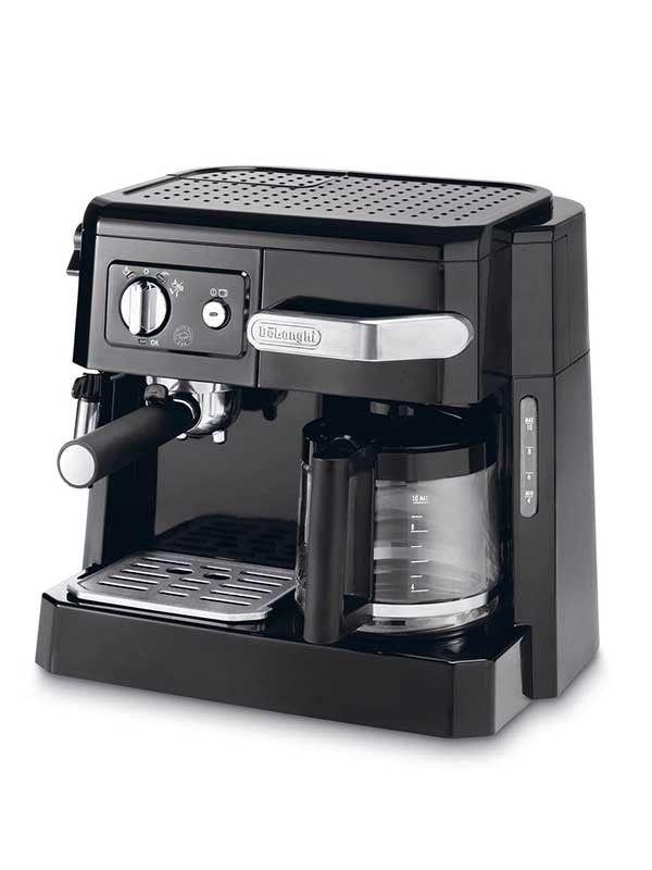 Delonghi Bc0410 1 Espresso And Filter Coffee Maker 2 In 1
