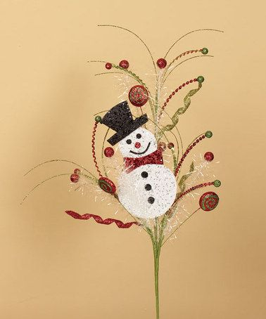 Christmas Ornaments Snowman