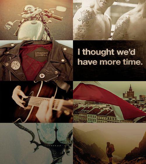 Stanislaus Hapka ~ Aesthetic (Hogwarts Online)