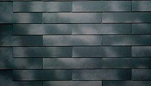 Vertigo - new fibre cement slates from Marley Eternit specifically designed for vertical applications