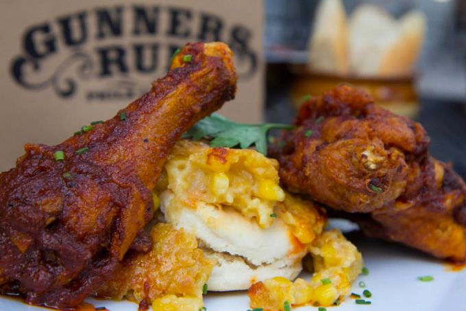 Gunners Run At The Piazza At Schmidt's Debuts A New Chef, New Menu And New Friday Specials...