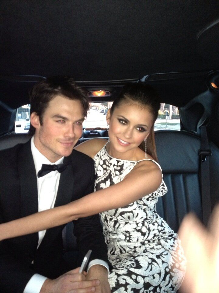 Nina and Ian.    Why aren't they together anymore?  I don't get it!