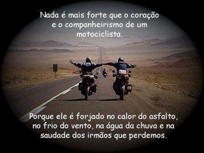 ORAÇÃO DO MOTOCICLISTA