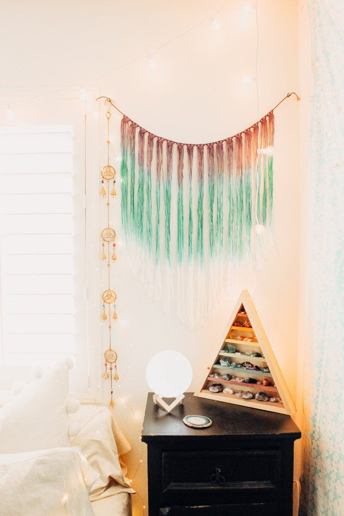 Lady scorpio ☽ ladyscorpio101 bohemian bedroom decor and wall hangings ladyscorpio101