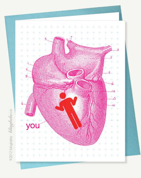 Funny Valentine Card  Valentine's Day -For the technical people