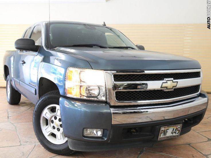 2007 Chevrolet Silverado 1500 $14995 http://www.autosourcehawaii.com/inventory/view/10094270