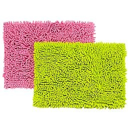 ✓Locker Rugs: A piece of leftover carpet we already have will work or a cheap bathroom rug with non-slip backing trimmed to fit.