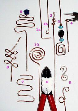 Cables y alambres de cobre Art - Técnica / muestras de alambre Basic -                                                                                                                                                                                 Más