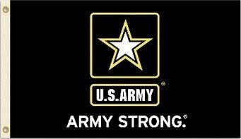 US Army 3x5 Flag Army Stong * Check this awesome product by going to the link at the image.