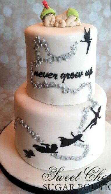 Peter Pan cake# Disney