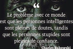 Charles Bukowski - 5 Citations