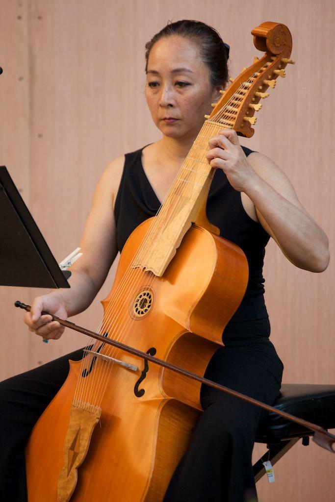 Vertical Player Repertory's La Calisto: Motomi