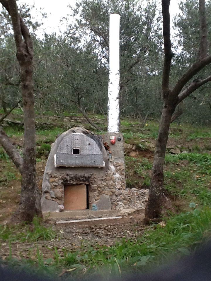 My wood kiln