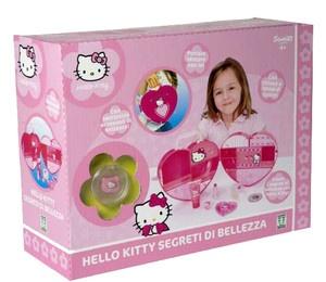 Hello Kitty, i segreti di bellezza (Giochi Preziosi)