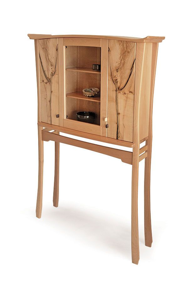 Ingrown Cabinet-on-Stand