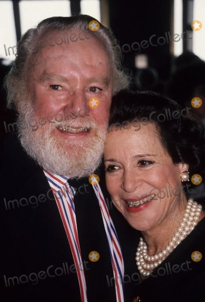 Kitty Carlisle Hart with Van Johnson A5007 Photo by Adam ...
