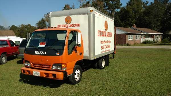 01 Isuzu box truck $9500: < image 1 of 8 > 2001 Isuzu box condition: excellentcylinders: 8 cylindersfuel: gasodometer: 157000paint color:…