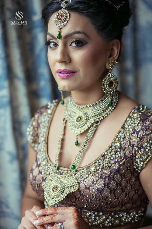 Indian Bride | Salshan Photography