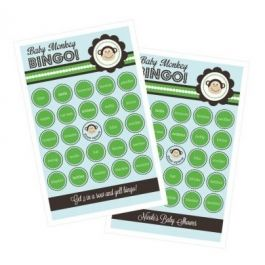 will enjoy playing this fun interactive baby shower or birthday game