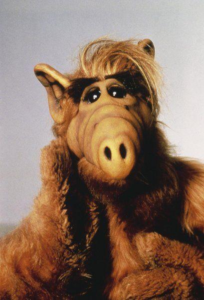 Schauspieler Alf