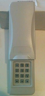 Sommer Direct Drive Wireless Keypad for Garage Door Opener 310Mhz  4078V001