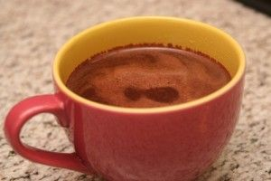 Heavenly Hot Chocolate
