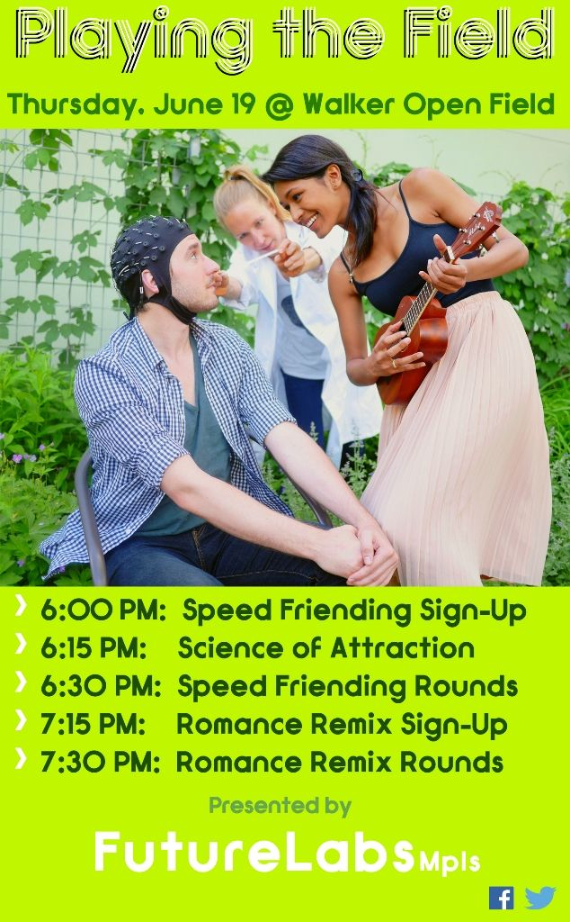 Speed dating in twin cities