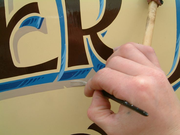 Canal Boats | Signwriter