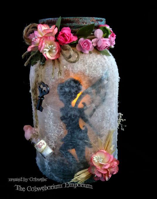 17.  Fairy Jar 2.  An inner glow