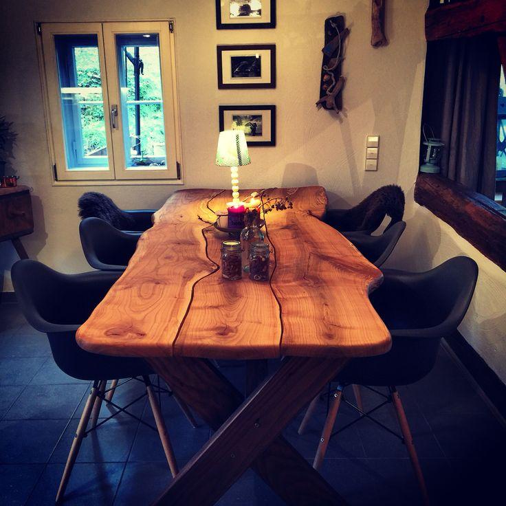 Schon Lange Sattgesehen Am Eigenen Tisch? Lass Dich Von Diesen 8  Prachtvollen Tischen Inspirieren!   DIY Bastelideen
