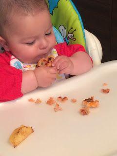 ¡Mamá, déjame experimentar!: UN AÑO DE BABY LED WEANING