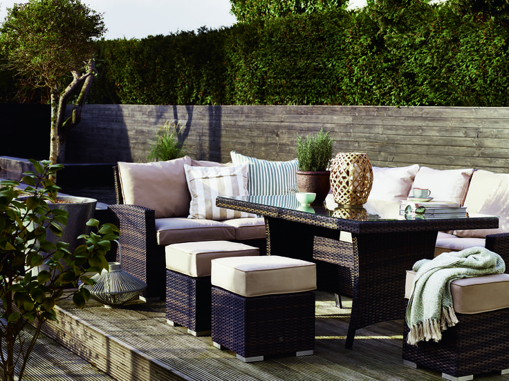 62 best Rattan garden furniture images on Pinterest