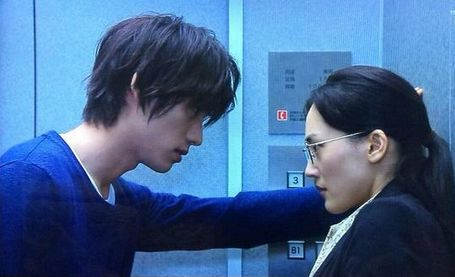 ドラマの中の壁ドン特集! 綾瀬はるかと福士蒼汰