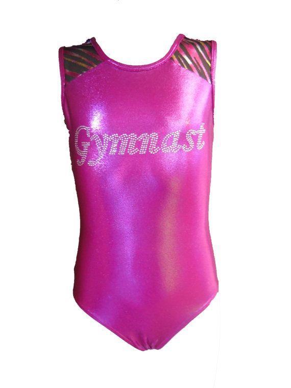 Gymnastics+leotards+for+girls+by+Arisbethleotards+on+Etsy,+$22.99