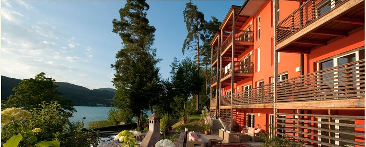 HOTEL VELDEN AM WÖRTHERSEE - APPARTEMENTHOTEL ALLEGRO  - Hotel