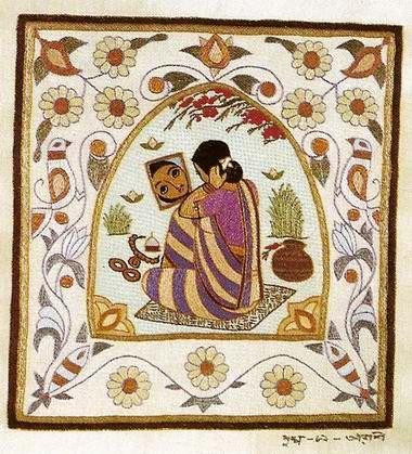 Kantha Art of Bengal