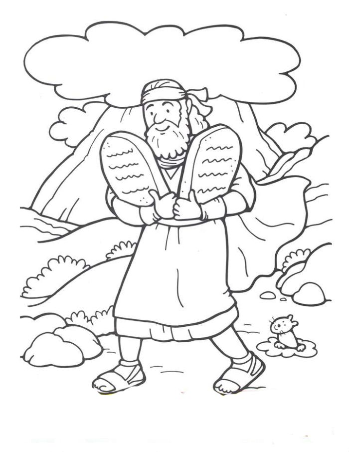 50 best 10 mandamientos images on pinterest sunday for 10 commandment coloring pages