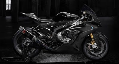 BMW hellt EICMA mit Kohlefaser-HP4 Rennrad Konzept BMW BMW Concepts Concepts motorcycles