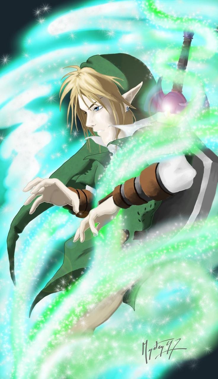 Spirit of Legends by ~Mystery47 on deviantART