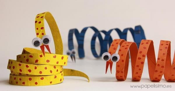 How To Make Crafts With Waste Material - For Kids