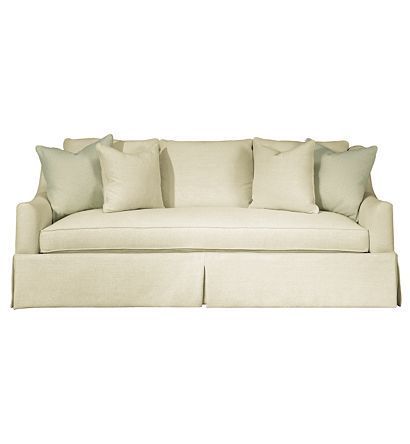 Sutton Sofa From The Upholstery Collection By Hickory Chair Furniture Co. @  Rebeccau0027s