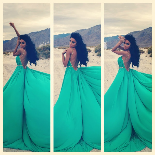 Lilly Ghalichi; Shahs of Sunset; Fashion; Glamour; Photoshoot; Michael Costello Gown; Unleash'd Magazine; Lilly Ghalichi Photo; Lilly Shahs; Lilly Ghalichi's Blog; Hair; Makeup; Lilly Lashes