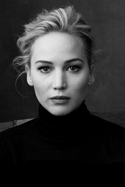Jennifer Lawrence for Vanity Fair Photographed by Annie Leibovitz Styled by Jessica Diehl ""
