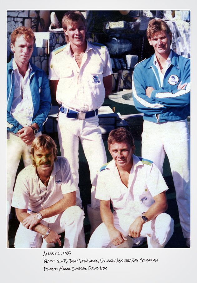 Atlantis Trainers 1985