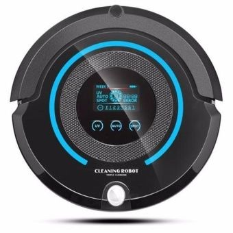 Buy ★Robot Vacuum Cleaner★ [Designed in Germany] High-End LED Touchscreen + FREE 2nd Brush/Mop/Filter Set + FREE Virtual Wall + FREE Self-Charging Dock + FREE Remote Control + FREE Local SG Warranty(Black) online at Lazada. Discount prices and promotional sale on all. Free Shipping.