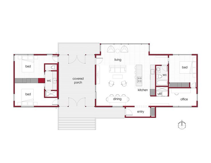 82 best images about home plans small and energy for Energy efficient cabin