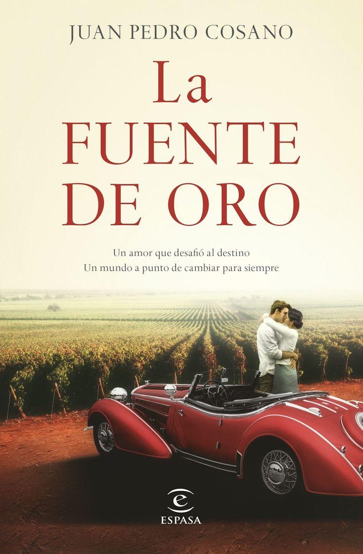 La fuente de oro. Juan Pedro Cosano. Ficció protagonitzada per Beltran, personatge hereu d'un celler important de Jerez de la Frontera.